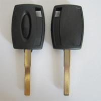 Para Ford Focus, la clave de transpondedor en blanco puede instalar el chip con el logotipo S43