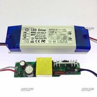 10to18 x 3W 18 to30 X3W 50W 80w 90w LED Transformer Power Supply AC85-265V Output 30-60V 54v-105v 600MA LED downlight Driver