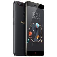 "El teléfono celular Nubia Z17 Mini 4G LTE 6 GB de RAM 64 GB ROM Snapdragon 653 Octa Core Android Teléfono de la huella digital de 16MP ID NFC Smart Mobile 5.2"""