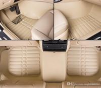 Colinas de alquiler de coches de alta calidad para Audi A6 C5 C6 C7 A4 B6 B7 B8 Allroad Avant All Clima Impermeable Car Triners