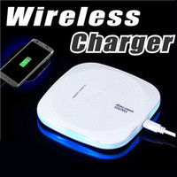 Mini Qi Wireless Charger Fast Charge Pad Charging For iPhone...