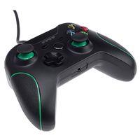 أحدث وحدة تحكم USB السلكية كونترول لمايكروسوفت إكس بوكس ون المراقب المالي غمبد لإكس بوكس ون سليم PC Windows Mando ل Xbox One جويستيك