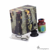 Baal V4 RDA 24mm E- Cig Rebuildable Dripping Atomizers 4 Colo...