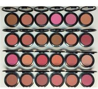 FREE SHIPPING 24 PCS Lowest NEW product Shimmer Blush 24 color No mirrors no brus 6g English Name