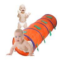 Детские Дети Играют Палатки Портативный Складной Pop Up Caterpillar Туннель Баскетбол Игры Палатка Дети Cubby Спорт На Открытом Воздухе Play House Hut Игрушки Палатка