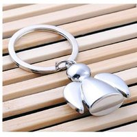 Angel Couple Key chain - Hot Car Keychain Bag waist Hanging ...