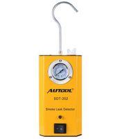 Заново машина дыма AUTOOL SDT-202 для мотоцикла/автомобилей/внедорожников/детектора утечки тележки систем трубы за исключением тестера утечки дыма EVAP