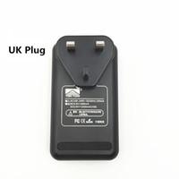 10 ADET / GRUP AB İNGILTERE AU ABD PLUG Şarj Edilebilir Pil şarj USB Şarj Samsung Galaxy Not 4 için Note4 N910 N910F N910H piller