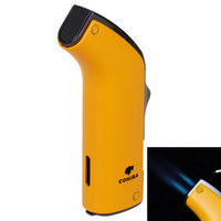COHIBA Fashion High- Grade Metal Windproof Lighter Torch Jet ...