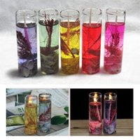 Popular Environment Colorful Sea Shells Jelly Crystal Wax Tr...