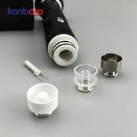 Kanboro cera eCube vaporizador haste substituição de aquecimento cerâmico por impulso erig 510nail eCube enail DAB sonda vaporizador elemento de aquecimento cerâmico