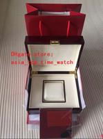 Luxo de alta qualidade PP relógio original Box Papers Bolsa cartão de presente Relógio caixas Para uso Nautilus CAL.5711 1A Assista