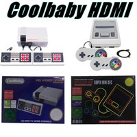 Coolbaby HOT Mini Console Video Handheld for SFC games conso...