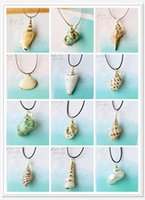 new arrival Set of phnom penh Conch shells necklace woman je...