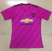 Top Thailand quality POGBA soccer jerseys 2018 2019 football...