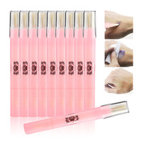 10pcs/set Tattoo Marker Pen Magic Brush Set Lip Line Brush Mark Brush Remove Skin Marker Pen Eliminate Makeup Clean Tattoo Eyebrow