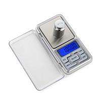 Bilancia tascabile digitale mini 0,1 / 0,01 g Display LCD con retroilluminazione 100-500g Bilancia elettronica Jewerlry Gram Weight Balance