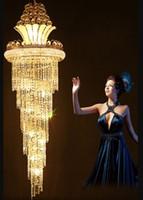 현대 크리스탈 샹들리에 LED 골드 샹들리에 조명기구 따뜻한 화이트 중립 화이트 멋진 화이트 3 색 Dimmable 실내 매달려 램프