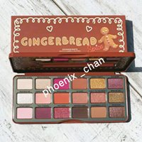 Gingerbread Spice 18 colors eye shadow sweet peach Chocolate...