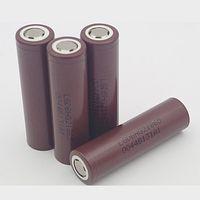 100% de alta calidad HG2 18650 batería 3000mAh 35A MAX baterías de litio recargables freeshipping