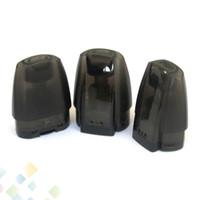 Autêntico Justfog MINIFIT Cartucho de Vagem 1.5 ml Mini Caber Vagens Com 1.6 Ohm Bobina Para MINIFIT Compack Kit E Cigarro DHL Livre