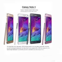 Refurbished Samsung Galaxy Note4 Note 4 N910F N910A N910T 5....