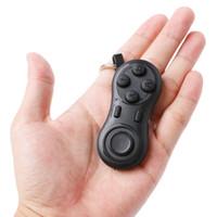 وحدة تحكم عن بعد لاسلكية Bluetooth Gamepad VR للكمبيوتر / تلفزيون ذكي / IOS / Android