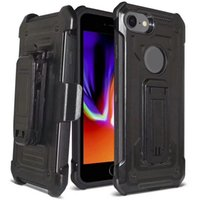 Rugged Armor Belt Clip Case for iPhone x 8 7 6s 6 Plus Samsu...