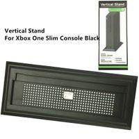 Syytech Dikey Standı Dağı Dock Tutucu Tabanı için Xbox One S Ince Siyah Konsolu Hediye Kutusu Paketi Ile Stokta Var