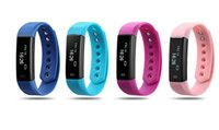 Wholesale - New ID115 HR Smart Wristband Heart Rate Monitor ...