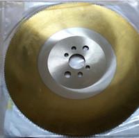 apol 13 inch Kreissägeblatt 350 * 3.0 * 32mm HSS-Schneidwerkzeuge DM05 Hochgeschwindigkeitsstahlrohr Sägeblättern geschnitten Kupferrohr Eisen