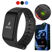 Fitness Tracker Wristband Heart Rate Monitor 2018 Newest Sma...