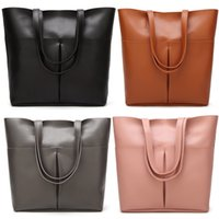 Vintage Style Einfache Klassik Mode Tragetaschen Damen Lederhandtaschen Damenhandtaschen Damen Outdoor Taschen