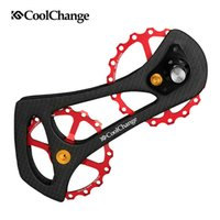Coolchange Drivetrain 17T Bike Carbon Fiber Ceramic Bearing ...
