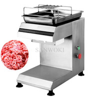 automatische elektrische Fleischschneidemaschine Fleischschneidemaschine; Fleischwolf-Schneidemaschine; Block-Fleischschneidemaschine