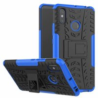 Per Xiaomi Mi Max 2 / Mi Max 3 Max 3 Custodia rigida Hybrid Armor Soft Protection TPU Gel Custodia rigida Custodia in silicone