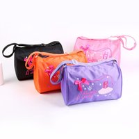Children' s Fashion Dance Bag Shoulder Bag Embroidery Ba...