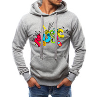 Mens Cute Hoodies MUSIC Guita 3D Design Pullovers Spring Aut...