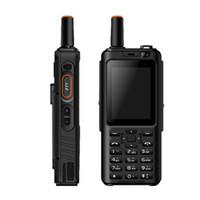 Alpler F40 Zello Walkie Talkie Cep Telefonu IP65 Su Geçirmez Sağlam Smartphone MTK6737M Dört Çekirdekli Android Klavye Özelliği Telefon