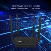 EDUP wifi ripetitore inalámbrico 300 Mbps Inglese Versione Del Firmware wifi router 2.4 Ghz wifi amplificador de alcance wi-fi amplificador de Porta Wlan