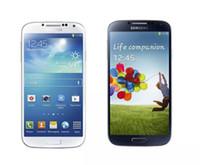 100٪ الأصلي 5.0inch Samsung Galaxy S4 I9500 I9505 رباعية النواة 2 جيجابايت / 16 جيجابايت 13.0MP 4G LTE مقفلة الهواتف المحمولة