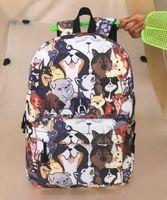 Милый подросток сумка рюкзак для малыша мальчики собака детские сумки школьные ноутбуки рюкзаки щенка back back девушки к женщинам vjuhj