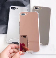 Shockproof Mirror Phone Case Electroplating Chrome Ultrathin...
