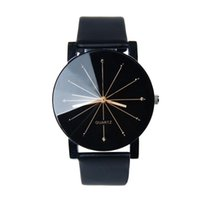 New watch men Checkers Faux lady dress watch, women' s C...