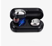 Мини Bluetooth TWS наушники лучший шумоподавления беспроводные наушники спортивный зал