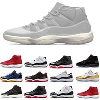 Platinum Tint Cap and Gown 11s XI 11 Prom Night PRM Gym Red ...