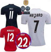 2018 19 real madrid Soccer Jersey football shirt Modric Kroo...