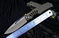 Яд Кевин Джон Tilock открытый складной нож Титановая ручка M390 лезвие