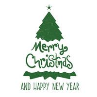 الأخضر ميلاد سعيد شجرة عيد الميلاد لصائق الحائط سنة جديدة سعيدة ونقلت ملصقات الحائط لعطلة غرفة المعيشة نافذة متجر الديكور معرض لغرف النوم