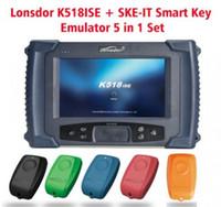 Nouvelle grande promotion! Programmeur principal Lonsdor K518ISE Plus Émulateur intelligent SKE-IT Ensemble 5 en 1 Ensemble complet Valable jusqu'au 24 septembre